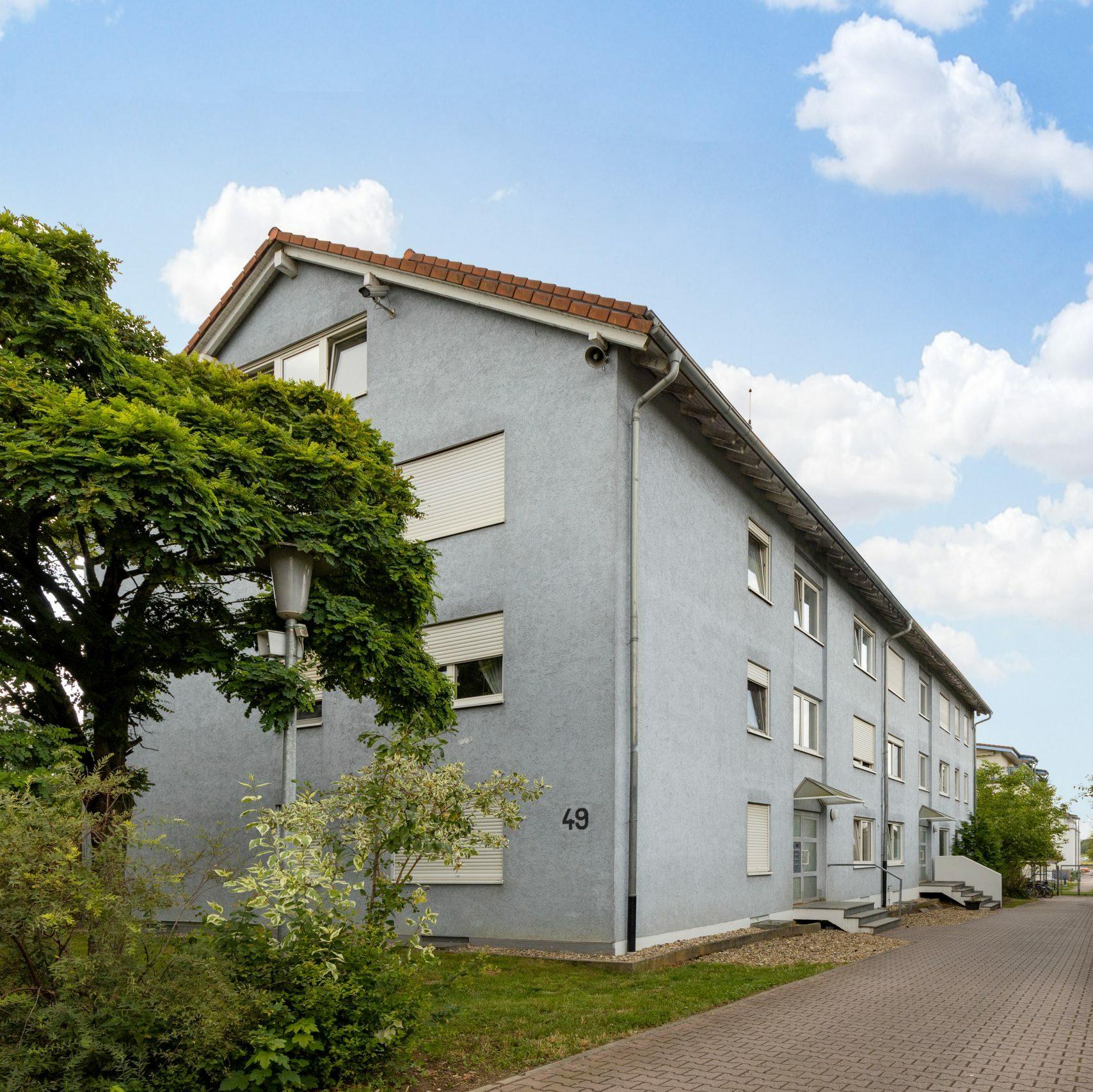 Noratis kauft Immobilienbestand Bensheim Rhein-Main-Gebiet