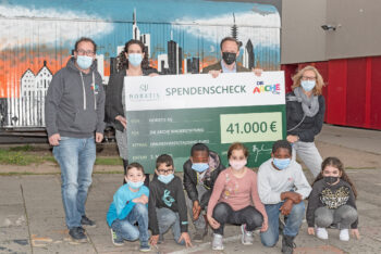 Noratis Kinder Arche Frankfurt